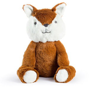 Stuffed Animals | Soft Plush Toys Australia | Autumn Leaf Fox - Frankie Fox Huggie O.B Teddy's and Comforters, bunny, new, soft toy stuffed-animals-soft-plush-toys-australia-autumn-leaf-fox-f
