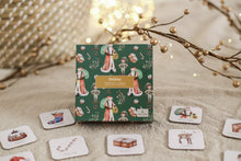 Load image into Gallery viewer, Christmas Memory Card Game Memory Cards, cards, memory, new christmas-memory-card-gameTwo Little Seedlings