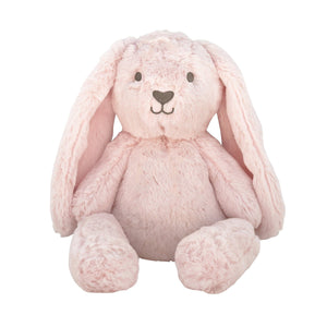 Stuffed Animals | Soft Plush Toys Australia | Pink Bunny- Betsy Bunny Huggie O.B Teddy's and Comforters, bunny, new, soft toy stuffed-animals-soft-plush-toys-australia-pink-bunny-betsy-bunny-