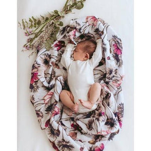 All About Aster Swaddle, Swaddle all-about-asterTwo Little Seedlings