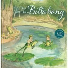 MAY GIBBS - Tales from the Billabong (Hardcover Book) Kids Books, Books, May Gibbs may-gibbs-tales-from-the-billabong-hardcover-bookTwo Little Seedlings