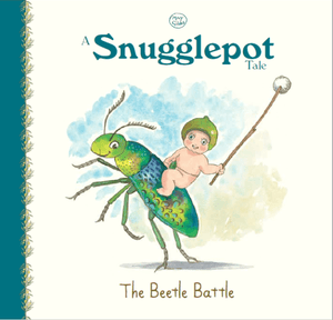 MAY GIBBS - Gumnut Babies Board Book: A Snugglepot Tale - The Beetle Battle Kids Books, Books, May Gibbs may-gibbs-gumnut-babies-board-book-a-snugglepot-tale-the-beetle-battleTwo Little Seedl