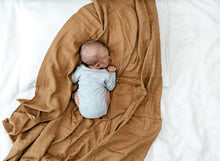 Load image into Gallery viewer, Golden Sun - The Essential Swaddle Range swaddle, Swaddle golden-sun-the-essential-swaddle-rangeTwo Little Seedlings
