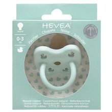 Load image into Gallery viewer, Hevea - Colour Pacifier - Round - Mellow Mint - Size 0 to 3 months Hevea Dummy, dummy, new hevea-colour-pacifier-round-mellow-mint-size-0-to-3-months-1Two Little Seedlings