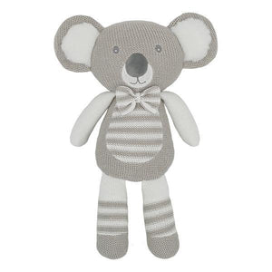KEVIN THE KOALA KNITTED TOY Soft Toy, comforter, featured, soft toy kevin-the-koala-knitted-toyTwo Little Seedlings