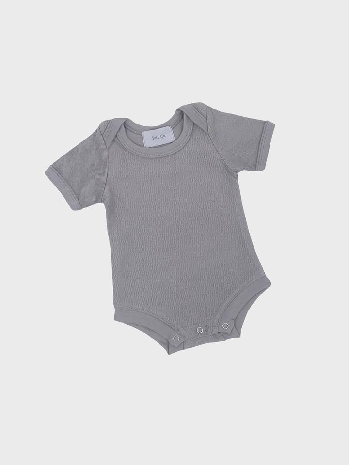 Luca Romper Romper, wear luca-romperTwo Little Seedlings