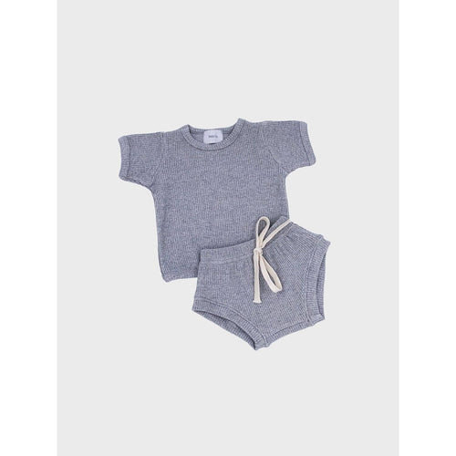 Marlow Set Set, clothing, cotton, set, short, summer, top, wear marlow-setTwo Little Seedlings