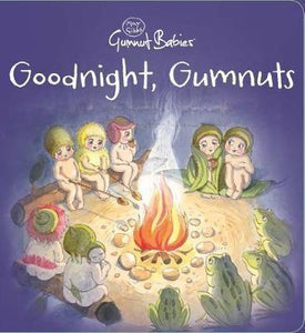 MAY GIBBS - Gumnut Babies Board Book: Goodnight, Gumnuts Kids Books, Books may-gibbs-gumnut-babies-board-book-goodnight-gumnutsTwo Little Seedlings