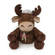 Load image into Gallery viewer, Marty Moose Best Mate O.B Teddy's and Comforters, christmas, moose, new, soft toy pre-order-marty-moose-best-mateTwo Little Seedlings