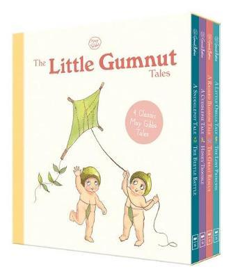 The Little Gumnut Tales (May Gibbs) May Gibbs Kids Books, Books the-little-gumnut-tales-may-gibbs-may-gibbsTwo Little Seedlings