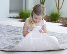 Load image into Gallery viewer, Squishy Play Mat- Moroccan Play, Play pre-order-squishy-play-mat-moroccanTwo Little Seedlings