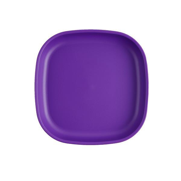 Re-Play Large Flat Plate - Amethyst Plates, bowls, Meal time, new, plates, replay, silicone bowls re-play-large-flat-plate-amethystTwo Little Seedlings