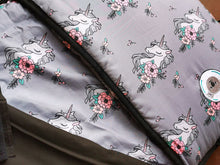Load image into Gallery viewer, Unique Unicorn Sleepmat Sleepmat, mat, new, sleep, sleep  bag, Sleepmat unique-unicorn-sleepmatTwo Little Seedlings