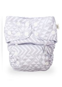 Wanderlust Sand Modern Cloth Nappy - EcoNaps Convertable Cloth Nappies, Modern Cloth Nappies convertible-cloth-nappy-econaps-wanderlust-sandTwo Little Seedlings