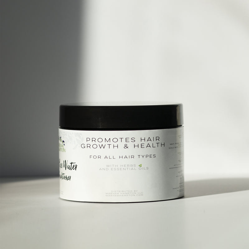 NEW! Black Rice Water Deep Conditioner
