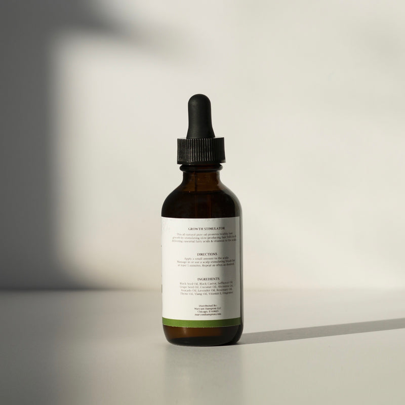 Maryam Hampton Hair Growth Oil