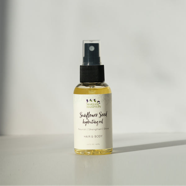 Sunflower Seed Hydrating Oil Mist