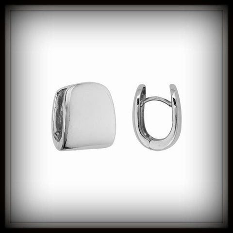 SQUARE HINGED EARRINGS