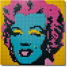 Laden Sie das Bild in den Galerie-Viewer, 31197 Andy Warhol's Marilyn Monroe