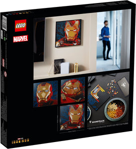 31199 Marvel Studios Iron Man - Kunstbild