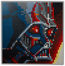 Laden Sie das Bild in den Galerie-Viewer, 31200 Star Wars™: Die Sith – Kunstbild