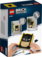 Laden Sie das Bild in den Galerie-Viewer, 40386 Brick Sketches Batman