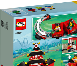 40429 LEGOLAND® NINJAGO® World