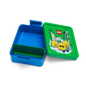 LEGO® Boy Emoticon Lunchbox