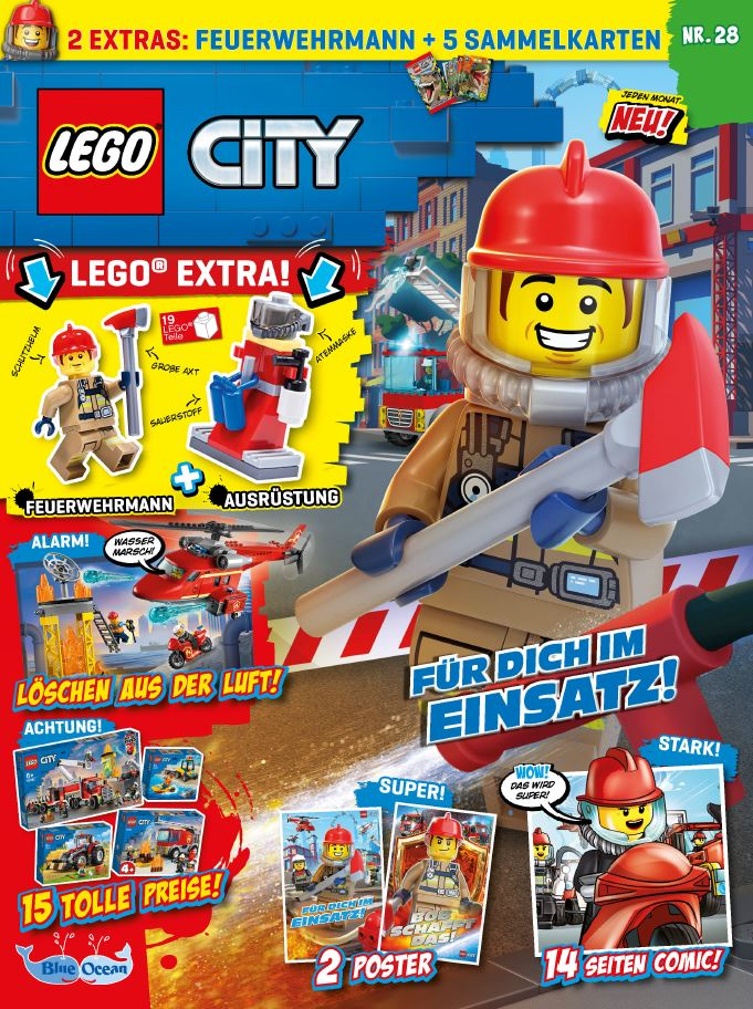 LEGO® City Magazin