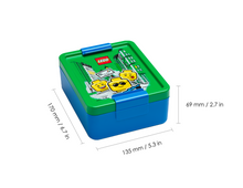 Laden Sie das Bild in den Galerie-Viewer, LEGO® Boy Emoticon Lunchbox