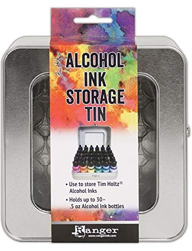 Ranger Tim Holtz Alcohol Ink Storage Tin (Parent)