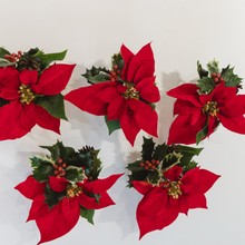 Load image into Gallery viewer, Classic Mini Poinsettia