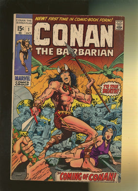 Conan the Barbarian 1 FN 6.0