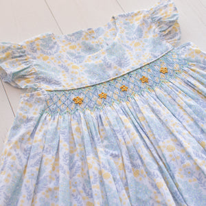 Buttercup Smocked Dress