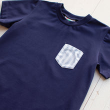Load image into Gallery viewer, Nautical Pocket Tee