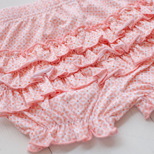 Girls Cotton Candy Bloomers