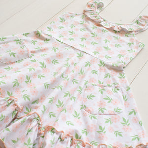 Cherry Blossom Twirl Dress