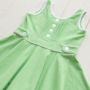 Pistachio Twirl Dress