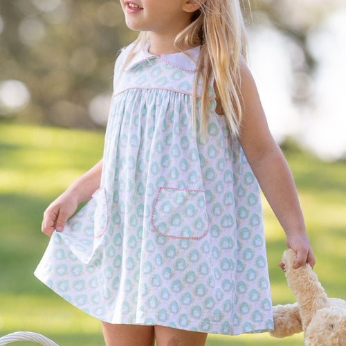 Easter Knit Dress
