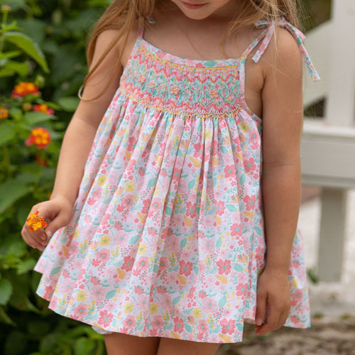 Classic Lilly Smocked Set