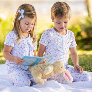 Little Bunny Girls Pajamas