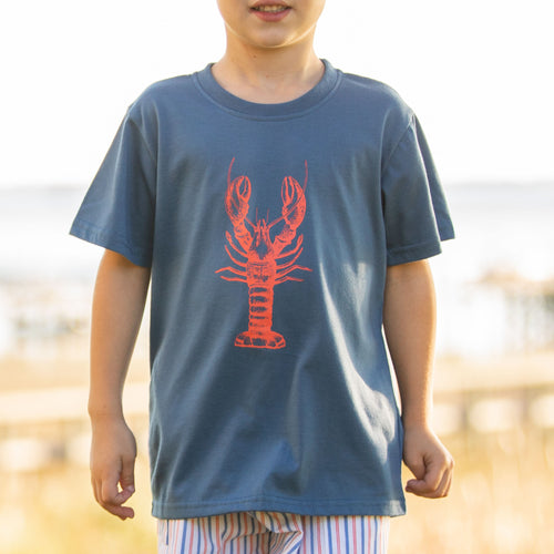 Lobster Graphic T Shirt