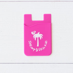 SGK Adhesive Cell Phone Wallet