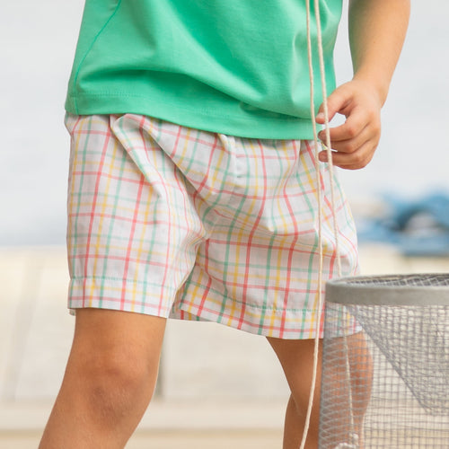 Nantucket Plaid Shorts
