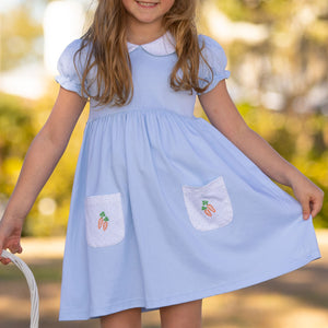 Peter Rabbit Embroidered Dress