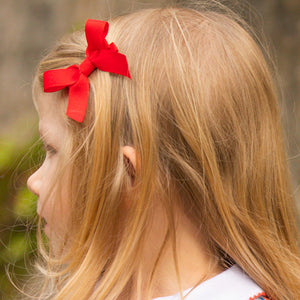 Red Bitty Bow