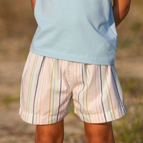 Sportfish Striped Shorts