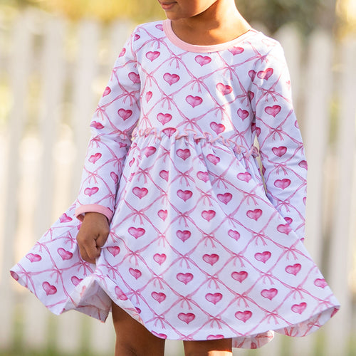 Valentine Twirl Dress