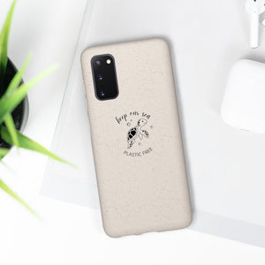 Plastic Free Biodegradable Case