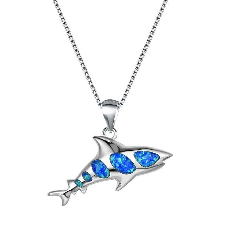 Save a Shark Necklace